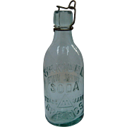 1890s Samuel Soda Springs Bottle Mineral Water Napa County