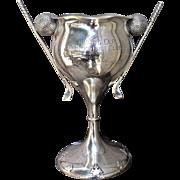 1939 Shreve Sterling Presidio Golf Club Trophy Fourteenth Century