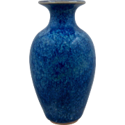 Small Ross Spangler Vase Studio Art Pottery