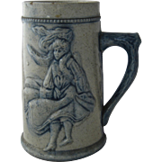 Early 1900s Windy City Tankard Mug for M. Friedman & Co. S.F., Ca