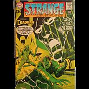 DEADMAN by Adams Vintage Silver Age Strange Adventures  215
