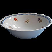 Lowestoft Wedgwood Vintage China Serving Bowl