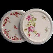Tea Trivets Trivet Antique China Roses 2 Teapot Tile