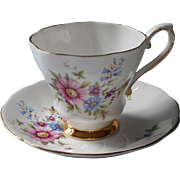 Royal Grafton English Bone China Cup Saucer