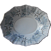 Silver Maple Royal Albert Vintage China Sweetmeats Lemon Dish