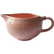 Luray Pastels China Sharon Pink Creamer Vintage Taylor Smith Taylor