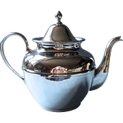 Vintage Chrome Teapot Farberware