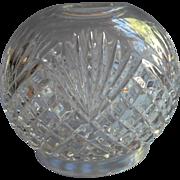 Classic Rose Bowl Antique Pressed Glass