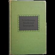 1940s Needlecraft Encyclopedia Book Good Housekeeping 1947