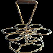 Culver Rack Vintage Barware Holds Glasses Tumblers Vintage Mid Century
