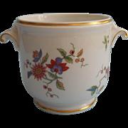 Ginori Cachepot Oriente Vintage Planter Pot Italy Porcelain