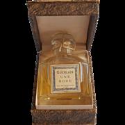 Guerlain Une Rose Perfume Baccarat Bottle Vintage In Box Unused