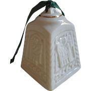 Belleek Ornament Christmas China Irish for OGCC