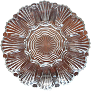 Deviled Egg Serving Plate Dish Anchor Hocking Fairfield