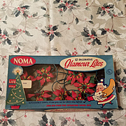 Vintage Noma Glamour Lites