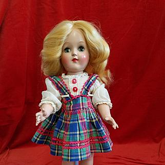 P-91 Ideal Toni Doll in Original Dress