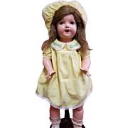 Composition Madame Hendren Doll in Original Dress