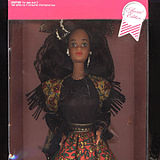 Spanish Barbie from the Dolls of the World Collection
