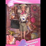1996 Paleontologist Barbie