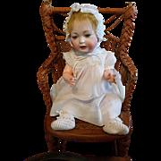 Antique Bisque Hertel Schwab Baby
