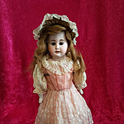 Antique Bisque Cuno and Otto Dressel Lady Doll