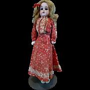 Antique Bisque Armand Marseille Lily in Original Dress