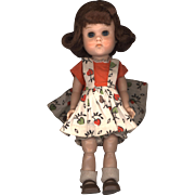 Vogue Ginny Bent Knee Walker in Tagged Ginny Dress