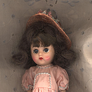 Hard Plastic Jeanette by Fortune Toys  in Original Dress