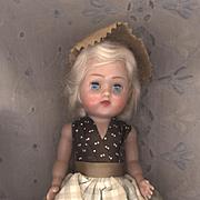 Hard Plastic Carol-Sue all Original by Admiration Toy Company