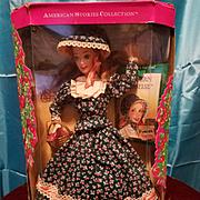 Pioneer Barbie in box
