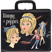 Vintage Tammy and Pepper Case