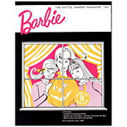 Vintage Barbie Magazine