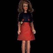 Ideal Pos'n Misty Doll in   Walking Her Pet   Fashion
