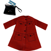 Vintage Tammy Fashion  Spring Topper - Red Tag Sale Item