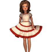 Ideal Tammy in Vintage Knit Dress