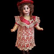 Antique Bisque All Original Bisque Doll