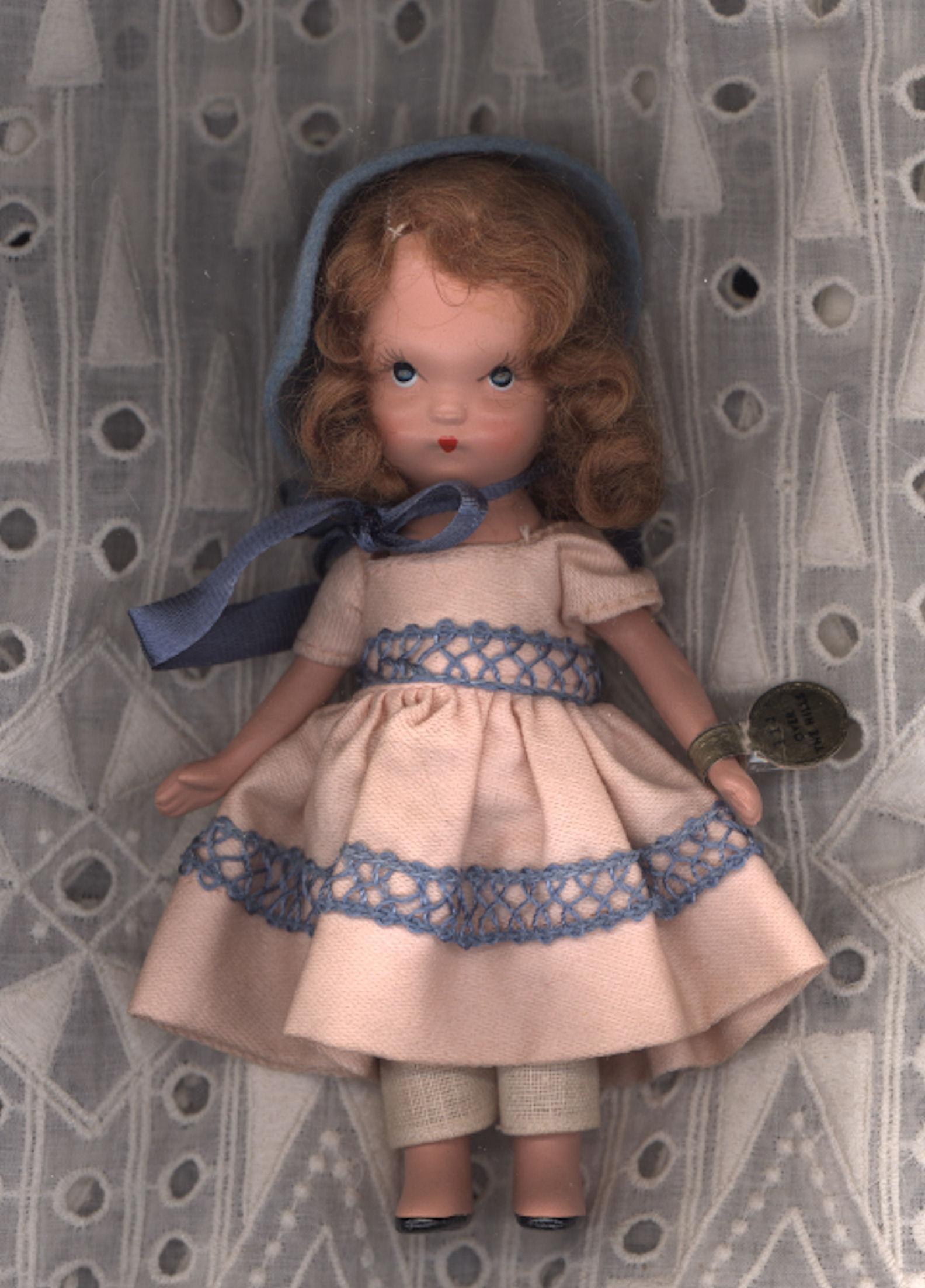 Nancy Ann Storybook Doll  Over the Hills #114