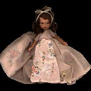 Nancy Ann Storybook Doll  Friday's Child  #184