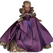 Nancy Ann Storybook Doll from the Powder and Crinoline Series