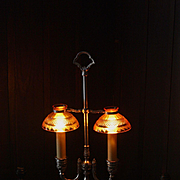 Vintage Pairpoint Student Lamp