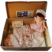 American Character Tiny Tears in Original Layette Box