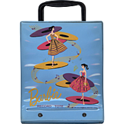 Vintage Barbie Record Tote 1961