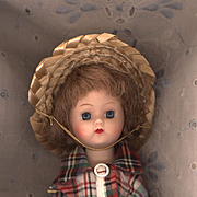 Hard Plastic Jeanette by Fortune Toys