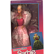 Vintage 1985 Dream Glow Barbie in Box