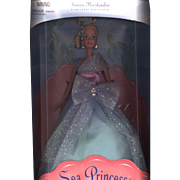Vintage 1991 Sea Princess Barbie in Original Box