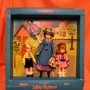 Vintage Horsman Mary Poppins Michael and Jane Gift Set in Box