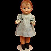Composition Uneeda Girl in Original Dress
