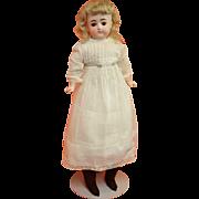 Antique Bisque Closed Mouth Kestner Child Doll