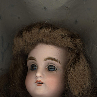 Antique Bisque Kestner 154 Doll Head