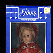 Vogue 1984 Ginny in Box Fall Winds